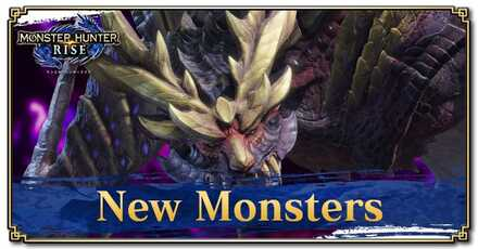New Monsters