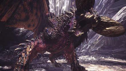 Nergigante Elder Dragon
