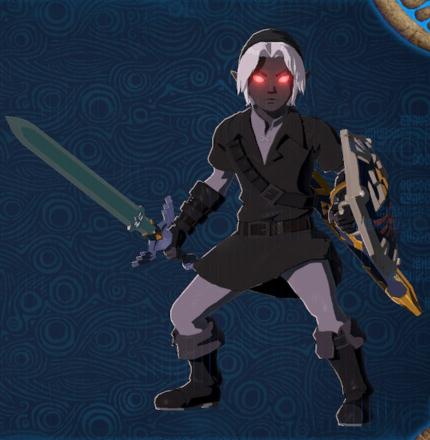 Dark Link Icon
