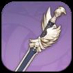 Genshin Impact - Favonius Sword Image