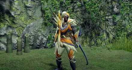 Great Izuchi Armor Male