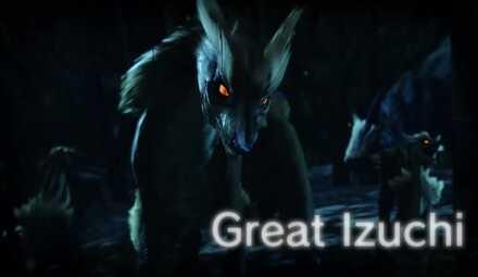 Great Izuchi Appeared in First Trailer