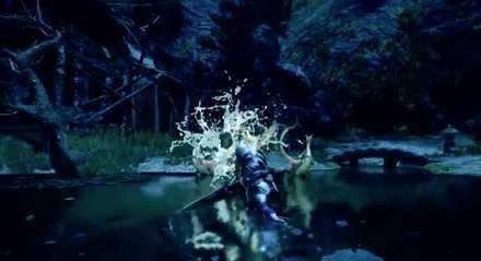 Great Izuchi Spit Attack