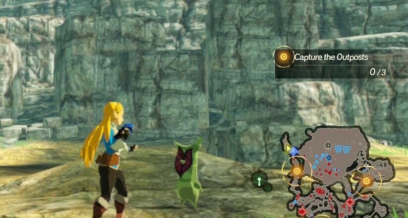 Zelda Overclock Unit - Korok Sensor
