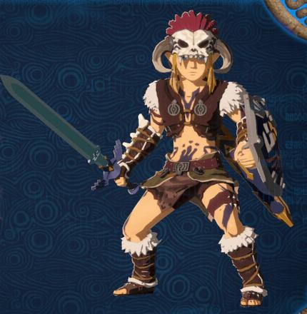 Barbarian Set