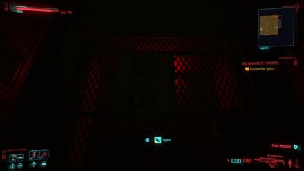 Cyberpunk 2077 - Follow the red lights