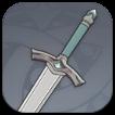 Genshin Impact - Dull Blade Image