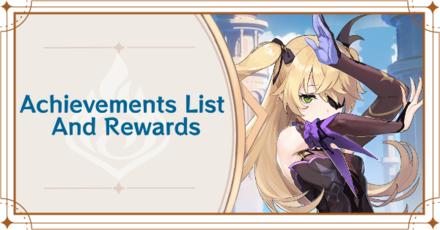 Genshin Impact - Achievement List and Rewards.png