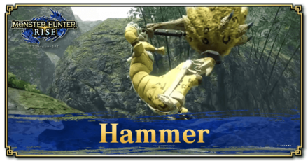 Hammer Gameplay and New Moves
