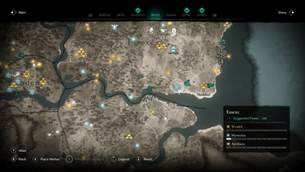 The Banshee - Starting Location.png