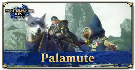What are Palamutes