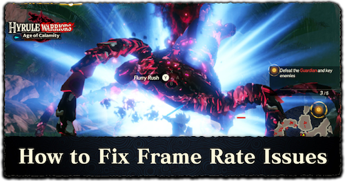Frame Rate Issues And How To Fix Hyrule Warriors Age Of Calamity Game8
