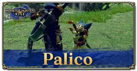 What are Palicoes