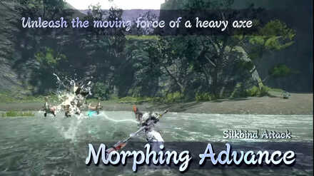 Morphing Advance