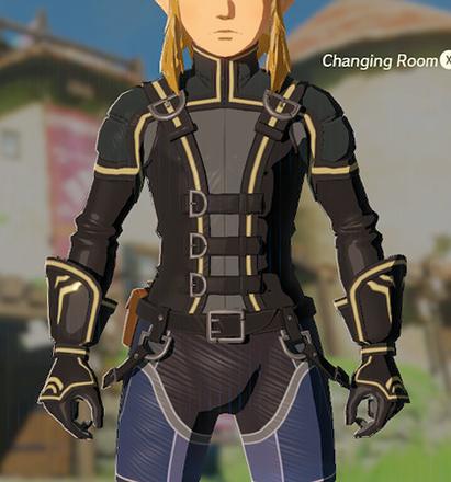 Rubber Armor Black