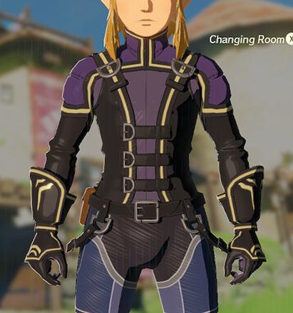 Rubber Armor Purple