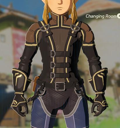 Rubber Armor Brown