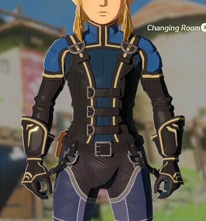 Rubber Armor Blue