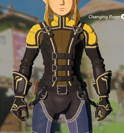 Rubber Armor Yellow