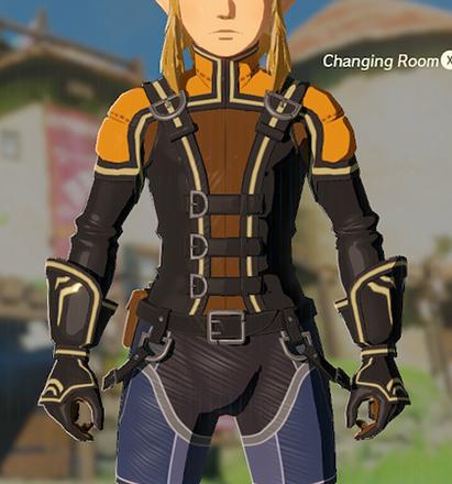 Rubber Armor Orange