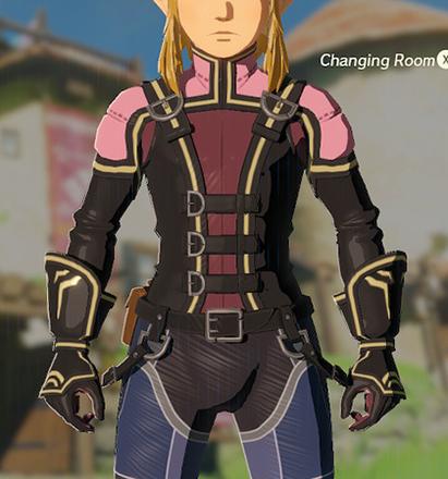 Rubber Armor Peach