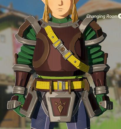 Flamebreaker Armor Green