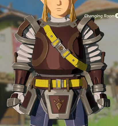 Flamebreaker Armor White