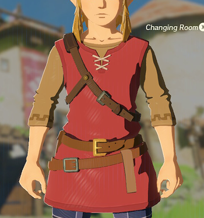 Tunic of the Wild Red