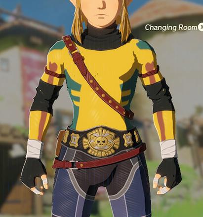Radiant Shirt Yellow