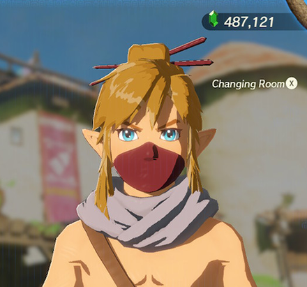 Stealth Mask Crimson