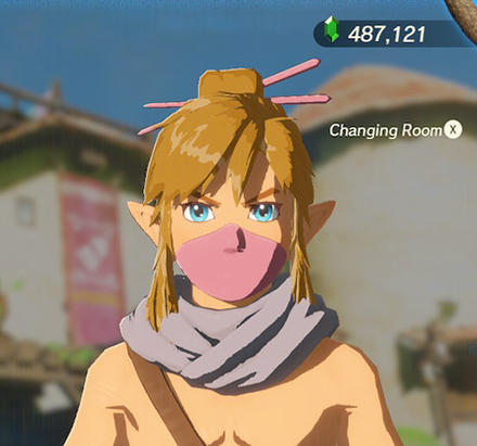 Stealth Mask Peach