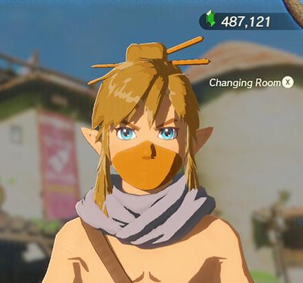 Stealth Mask Orange
