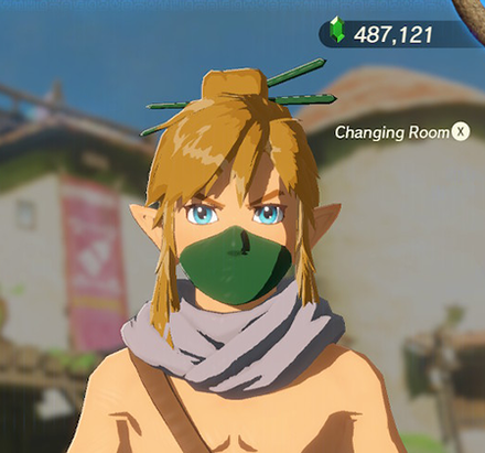 Stealth Mask Green