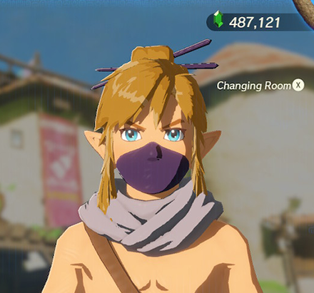 Stealth Mask Purple