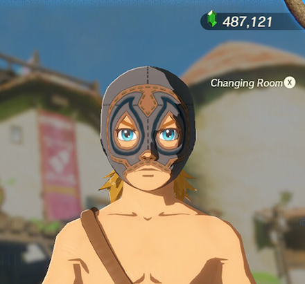 Radiant Mask Gray