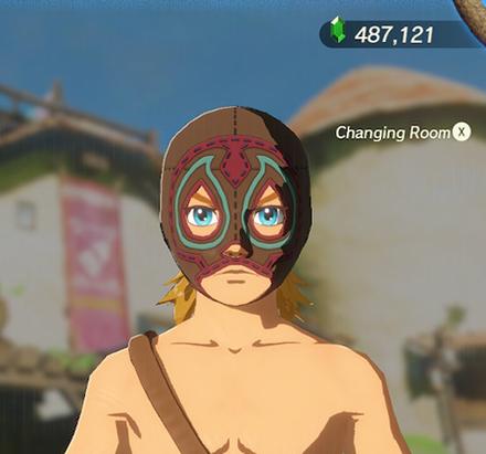 Radiant Mask Brown