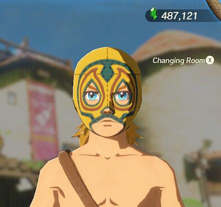 Radiant Mask Yellow