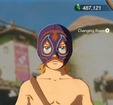 Radiant Mask Purple