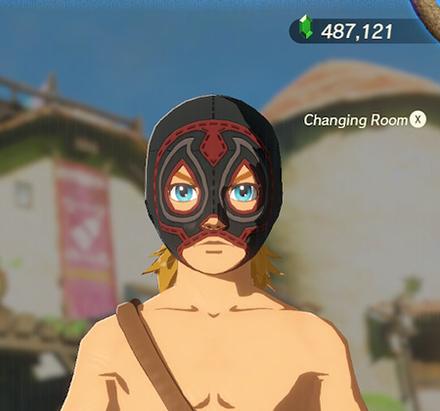 Radiant Mask Black