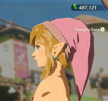 Cap of the Wild Peach