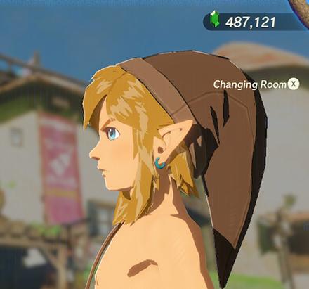 Cap of the Wild Brown