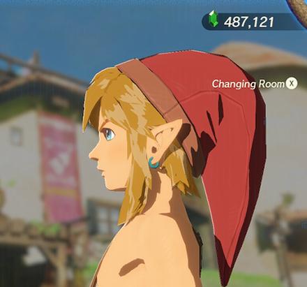 Cap of the Wild Red