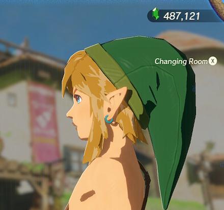 Cap of the Wild Green