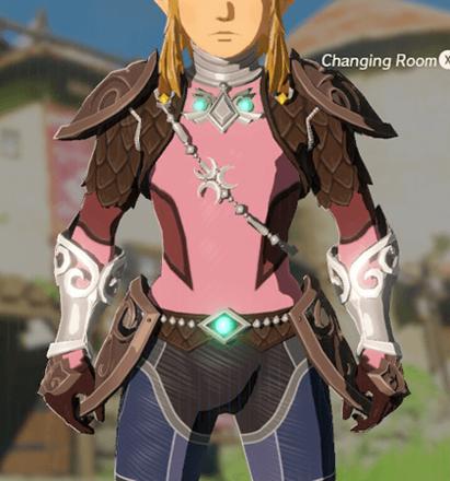 Zora Armor Peach