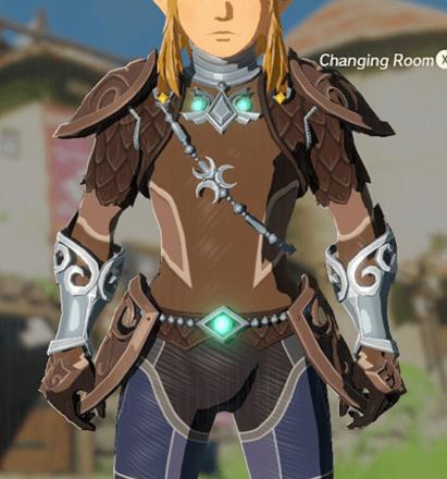 Zora Armor Brown