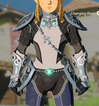 Zora Armor White