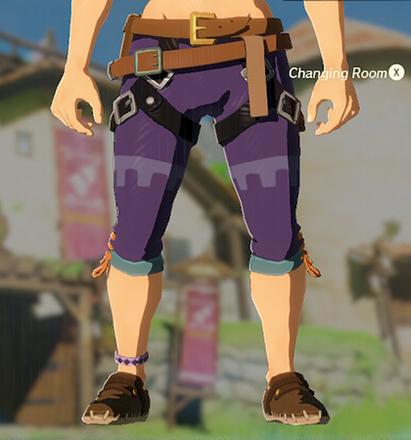 Climbing Boots Purple