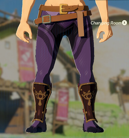 Stealth Tights Purple