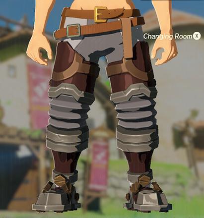 Flamebreaker Boots Gray