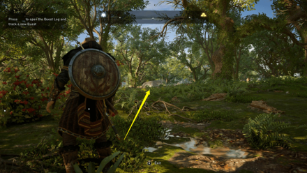 The Body - Find the missing axe.png